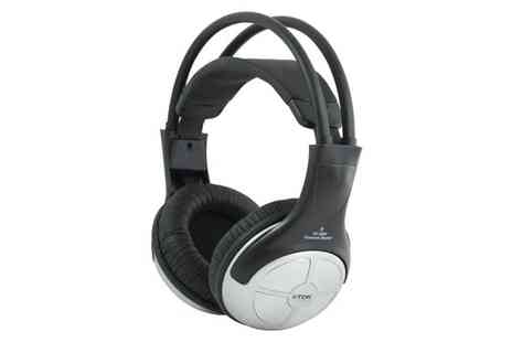 Ask Electronics. - TDK T78695 ST550 On Ear Headphones - Save 67%