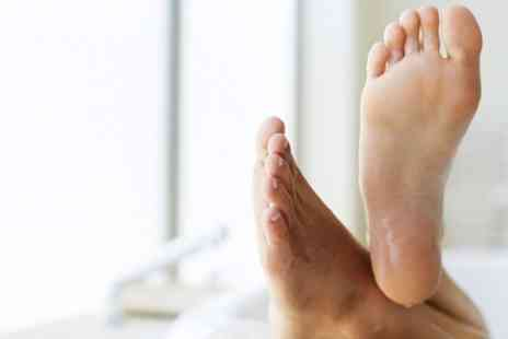 Good Feet - Podiatry Session and Moisturising Foot Treatment - Save 48%