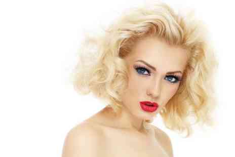 Studio 52 London - Makeover Photoshoot For Two With Framed Print  - Save 90%
