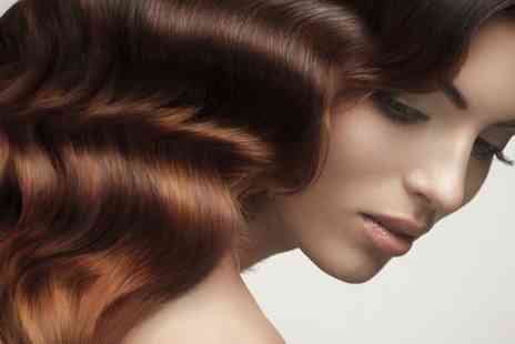 Shine Hair and Beauty - Haircut and Gloss  - Save 52%