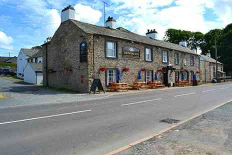The Greyhound Hotel - One Nights For Two With Breakfast at Cumbria - Save 34%
