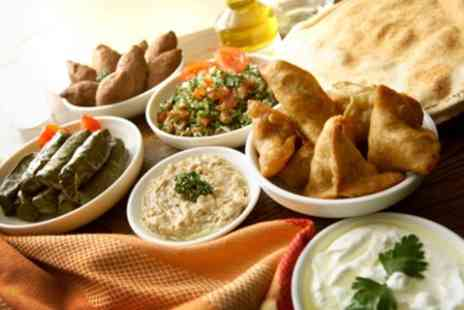 Syston Mangal - Turkish Meze and Sharing Platter - Save 62%