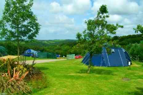 Pentire Haven Holiday Park - Three Night Camping Pitch For Two at Cornwall Coast