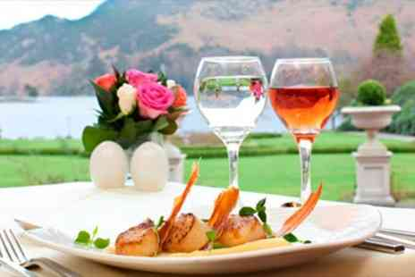 Lake View Restaurant - Picturesque Lakes Lunch & Bubbly for two - Save 43%