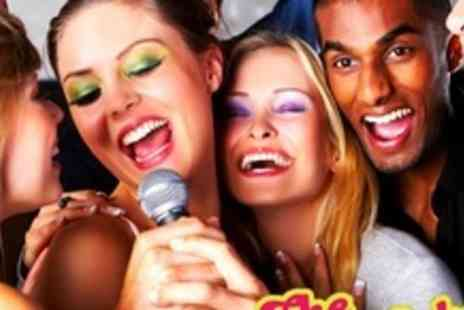 The Old School Yard - Two Hour Private Karaoke Booth Hire Plus Cocktail Jug - Save 87%