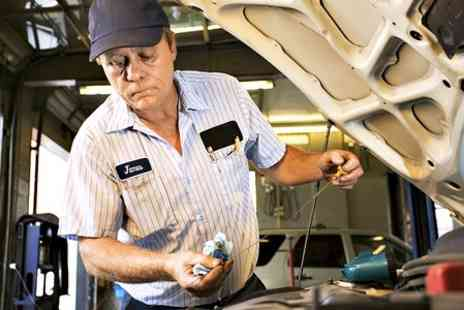 GO Service Centres - 35 Point Interim Service With Oil Change  - Save 68%