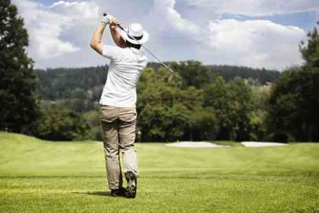 Woodford Golf Club - Day of Golf Plus Beer For Two - Save 75%