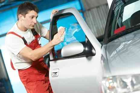 Collison Motoring Services - MOT Test Plus Valet - Save 50%