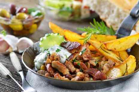 Istanbul Grill - Two Courses With Prosecco For Two - Save 52%