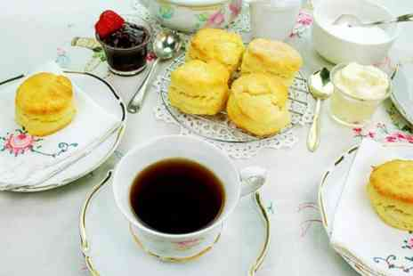 Minshulls Garden Centre - Afternoon Tea For Two  - Save 50%