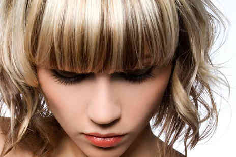 Hair Beautique - Haircut Blow Dry and Half Head of Highlights - Save 48%
