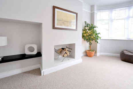 Diamond Cleaning - Carpet Clean for Two Rooms - Save 70%