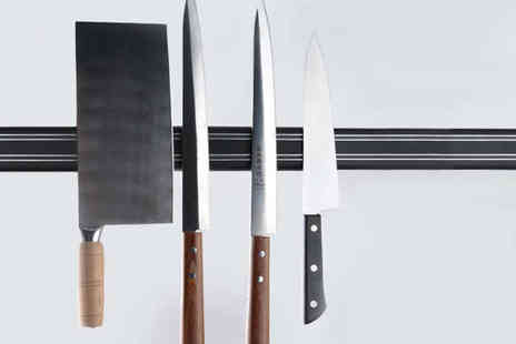 My Avarice - Wall Mounted Magnetic Knife Storage Holder - Save 58%