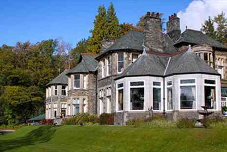 Merewood Country House Hotel - Lake District Escape inc four Course Dinner & Scones - Save 50%