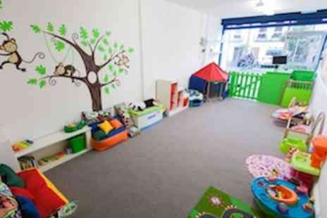 My Creche - Two Hour Creche Booking  - Save 54%