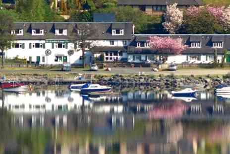 Clachan Cottage Hotel - One Nights For Two With Breakfast  - Save 50%