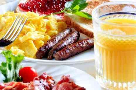 The Keys - Full English Breakfast With Orange Juice For Two - Save 63%