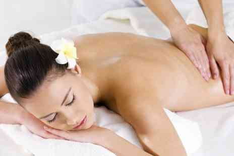 Parveens - Full Body Massage and Facial  - Save 50%
