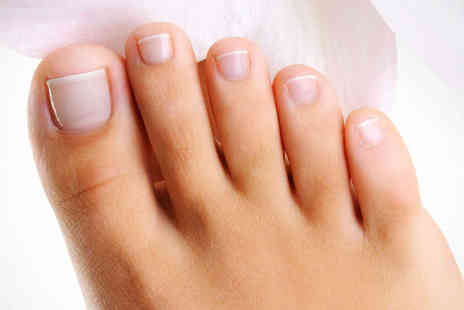 The Harley Laser Specialists - Laser Fungal Nail Treatment for One  - Save 80%