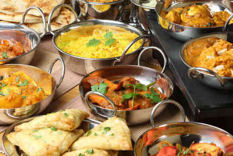 Ashiana Indian and Punjabi Buffet - Starter Main Course and Rice Dish for Two - Save 60%