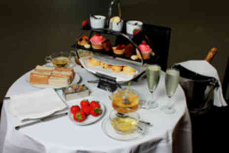 Number Twelve Restaurant - Afternoon Tea for Two Including Prosecco with Chocolate Dipped Strawberries - Save 52%