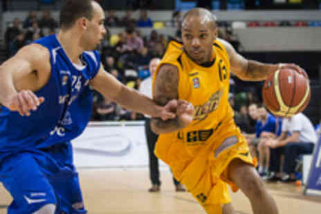 London Lions Basketball Club - Two Premium Tickets to London Lions Basketball Games - Save 51%