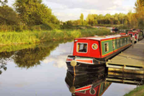 Burscough Boat Trading - Canal Cruise with Afternoon Tea Hamper for One Person