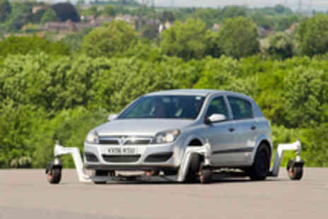 D&S Events - Skid Car Training for One Person - Save 30%