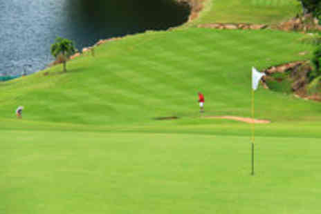 The West Lothian Golf Club - 18 Holes of Golf with a Bacon Roll and Coffee for Two  - Save 62%