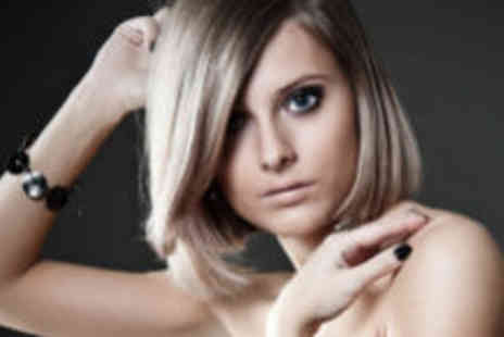 The Hair Company - Wash, cut, blow dry and treatment - Save 73%
