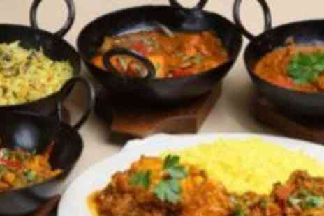 Red Peppers - Indian meal for two - Save 73%