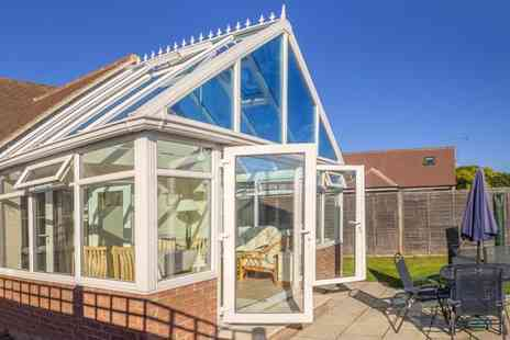 Marks Window Cleaning - Conservatory roof clean - Save 50%