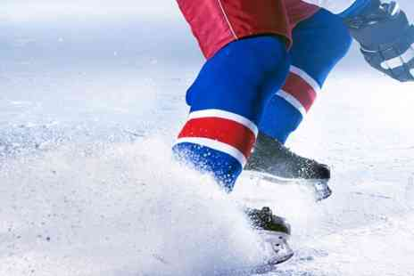 Edinburgh Capitals -  Ice Hockey Ticket  - Save 57%