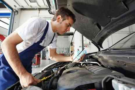 Campbells Tyres and Exhausts - 54 Point Check and Oil Change - Save 51%