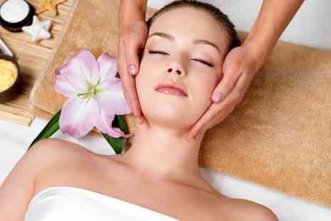 Simply Essential Hair & Beauty - One Hour Indian Head and Back Massage - Save 50%