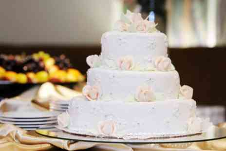 Cakeology - Wedding Cake Consultation and Tasting Session - Save 60%