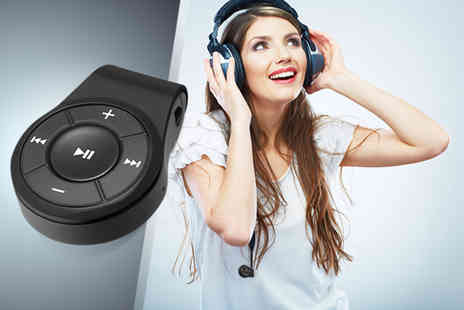 Gadgets and More - Wireless Bluetooth receiver - Save 74%