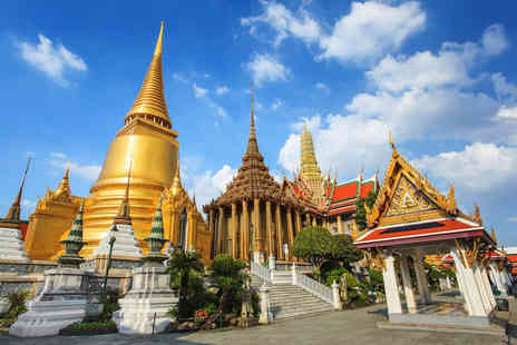 Merry Travel - Five night tour of Thailand including flights  - Save 46%