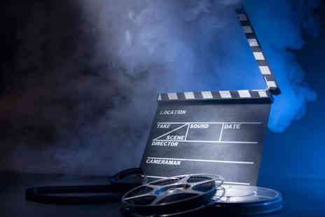 Red and Black Films - Three hour movie making masterclass - Save 71%