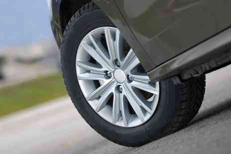 Midlands Alloy Wheel Refurbishment - Refurbishment for alloy wheels up to 19 inch in diameter - Save 50%