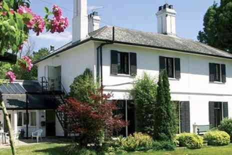 Debden House - Two Night Stay With Meals and Classes - Save 54%