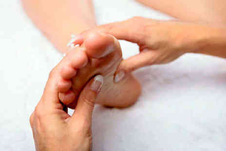 Therapease Clinic - Hour Long Reflexology Treatment - Save 51%