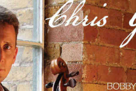 St Georges - Evening of Romantic Cello  - Save 35%