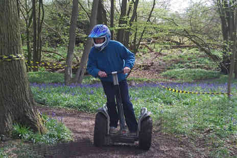 Segway Unleashed - Off road Segway experience for 2 people  - Save 67%