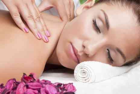 Antheas Beauty - 60 Minute Massage including hot stone or Swedish massage  - Save 53%