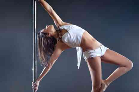 Pole Princess - Eight Pole Dancing Classes - Save 68%