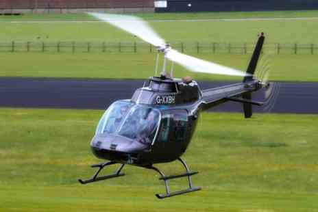 Heli adentures - Scenic Helicopter Sightseeing Flight - Save 44%