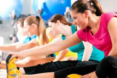 NJ Studios - One Month of Fitness Classes - Save 62%