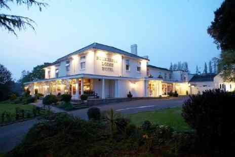 Buckerell Lodge Hotel -  One Night Stay For Two With Breakfast at Devon  - Save 36%
