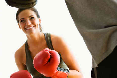 My Fit Club - Two Boxing Fitness Sessions, or Ten Week Fitness and Nutrition Course Including Boot Camp Sessions - Save 83%